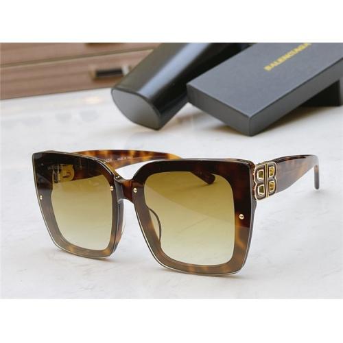 Balenciaga AAA Quality Sunglasses #835952 $54.00 USD, Wholesale Replica Balenciaga AAA Sunglasses