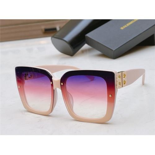 Balenciaga AAA Quality Sunglasses #835953 $54.00 USD, Wholesale Replica Balenciaga AAA Sunglasses