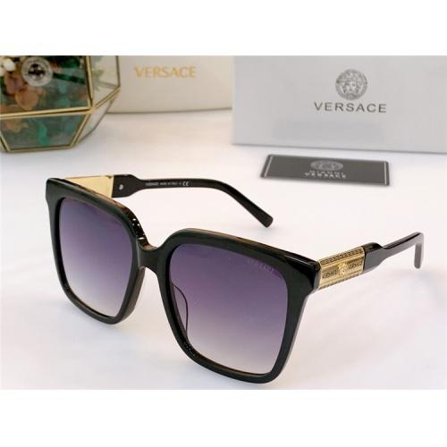 Versace AAA Quality Sunglasses #835955 $56.00, Wholesale Replica Versace AAA+ Sunglasses