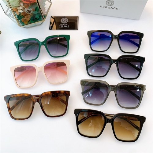 Replica Versace AAA Quality Sunglasses #835955 $56.00 USD for Wholesale