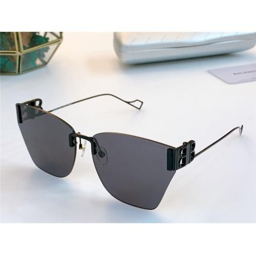 Balenciaga AAA Quality Sunglasses #835977 $60.00 USD, Wholesale Replica Balenciaga AAA Sunglasses