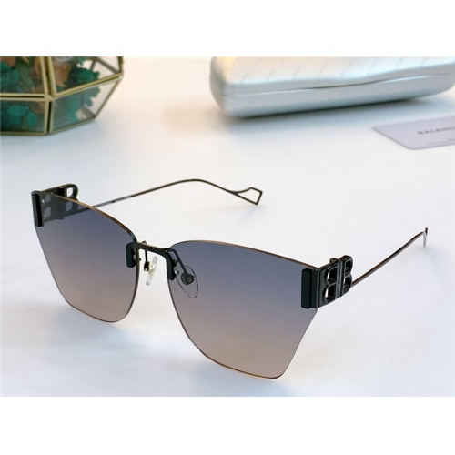 Balenciaga AAA Quality Sunglasses #835978 $60.00 USD, Wholesale Replica Balenciaga AAA Sunglasses