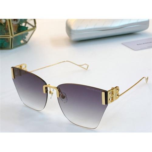 Balenciaga AAA Quality Sunglasses #835979 $60.00 USD, Wholesale Replica Balenciaga AAA Sunglasses