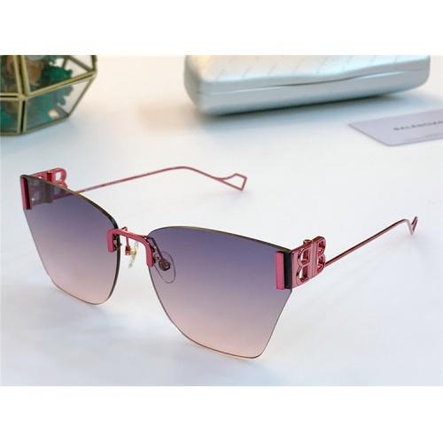 Balenciaga AAA Quality Sunglasses #835980