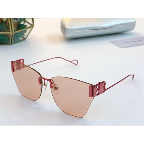 Balenciaga AAA Quality Sunglasses #835981