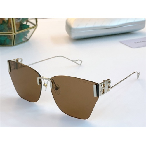 Balenciaga AAA Quality Sunglasses #835982 $60.00 USD, Wholesale Replica Balenciaga AAA Sunglasses