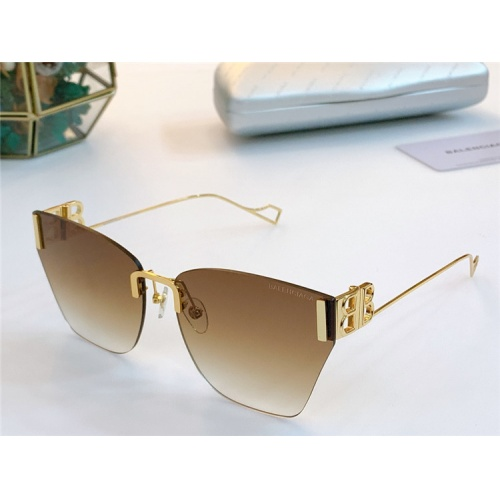 Balenciaga AAA Quality Sunglasses #835983 $60.00 USD, Wholesale Replica Balenciaga AAA Sunglasses