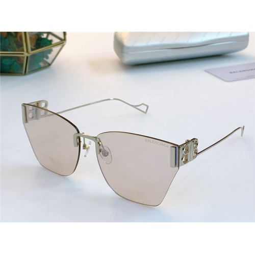 Balenciaga AAA Quality Sunglasses #835984 $60.00 USD, Wholesale Replica Balenciaga AAA Sunglasses