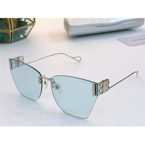 Balenciaga AAA Quality Sunglasses #835985