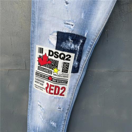 Replica Dsquared Jeans For Men #836024 $65.00 USD for Wholesale