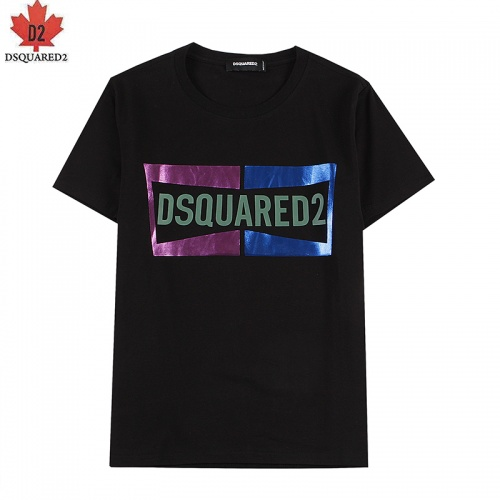 Dsquared T-Shirts Short Sleeved For Men #836031