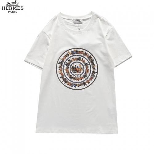 Hermes T-Shirts Short Sleeved For Men #836040 $29.00 USD, Wholesale Replica Hermes T-Shirts