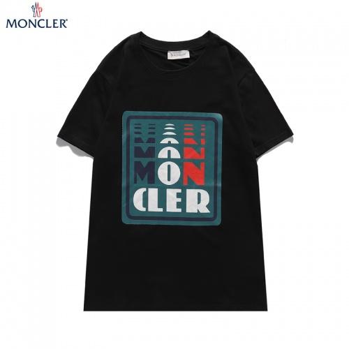 Moncler T-Shirts Short Sleeved For Men #836046