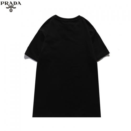 Replica Prada T-Shirts Short Sleeved For Men #836051 $25.00 USD for Wholesale
