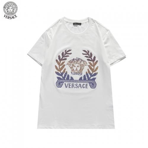 Versace T-Shirts Short Sleeved For Men #836052