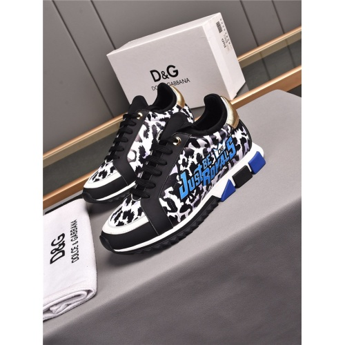 Dolce & Gabbana D&G Casual Shoes For Men #836056