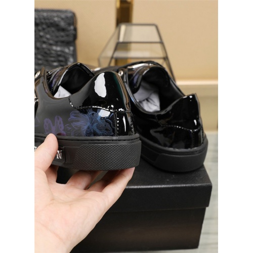 Replica Philipp Plein PP Casual Shoes For Men #836059 $80.00 USD for Wholesale