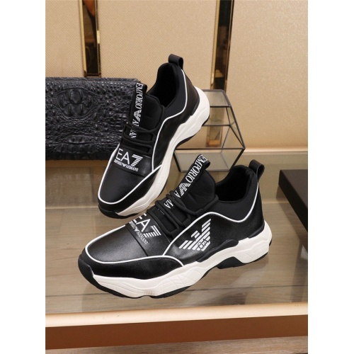 Armani Casual Shoes For Men #836061