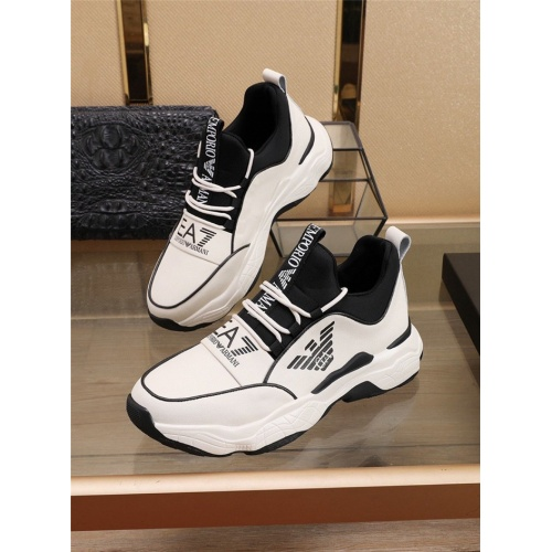 Armani Casual Shoes For Men #836062