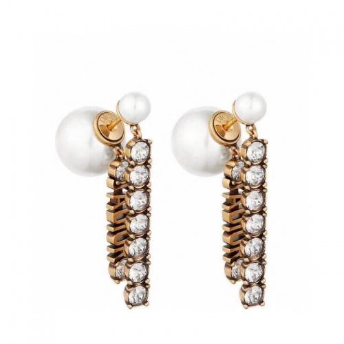 Christian Dior Earrings #836109 $32.00 USD, Wholesale Replica Christian Dior Earrings