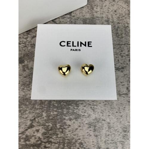 Celine Earrings #836123 $40.00 USD, Wholesale Replica Celine Earrings