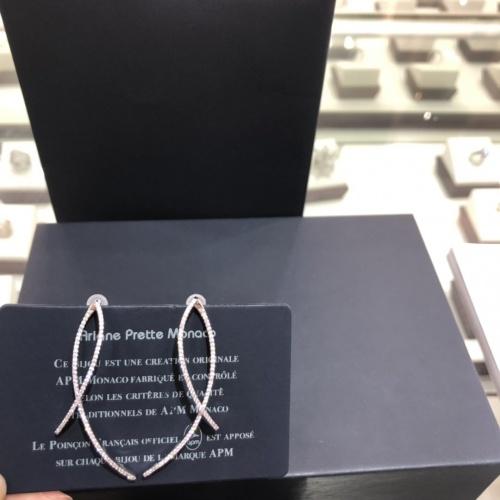 apm Monaco Earrings #836132