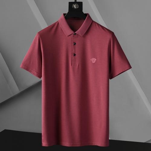 Versace T-Shirts Short Sleeved For Men #836179