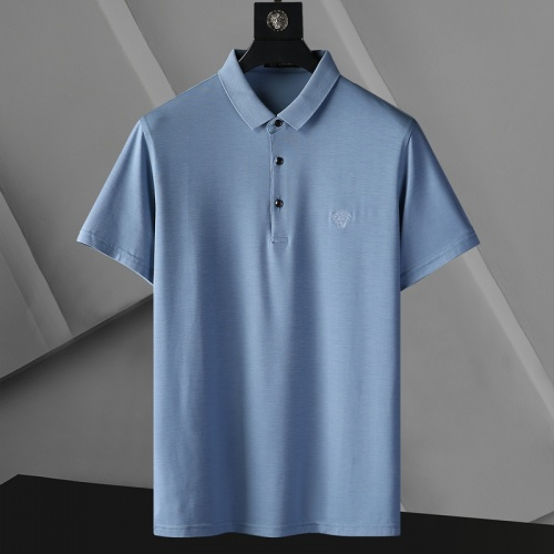Versace T-Shirts Short Sleeved For Men #836182