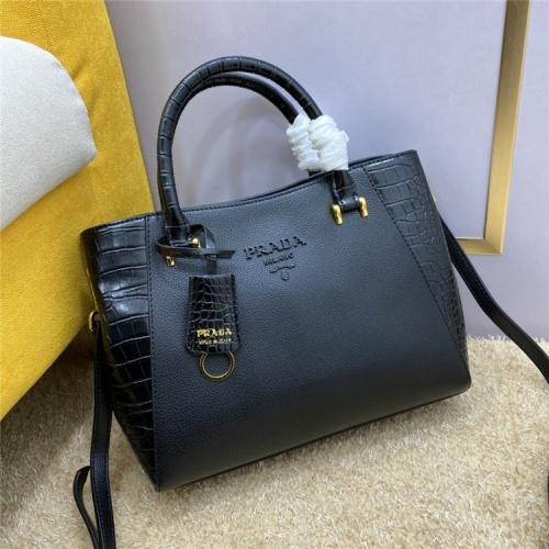 Prada AAA Quality Handbags For Women #836204 $105.00, Wholesale Replica Prada AAA Quality Handbags
