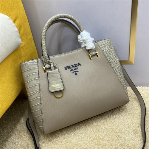Prada AAA Quality Handbags For Women #836205