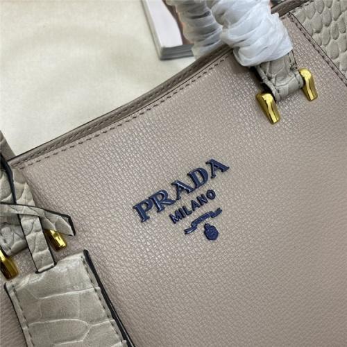 Replica Prada AAA Quality Handbags For Women #836205 $105.00 USD for Wholesale