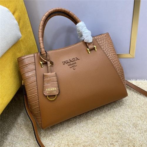 Prada AAA Quality Handbags For Women #836206