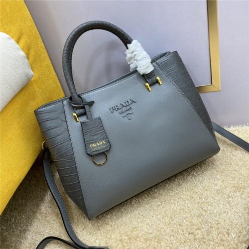 Prada AAA Quality Handbags For Women #836207 $105.00, Wholesale Replica Prada AAA Quality Handbags