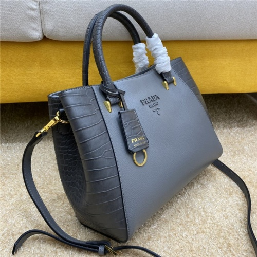Replica Prada AAA Quality Handbags For Women #836207 $105.00 USD for Wholesale