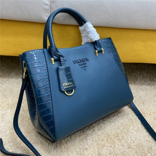 Replica Prada AAA Quality Handbags For Women #836208 $105.00 USD for Wholesale