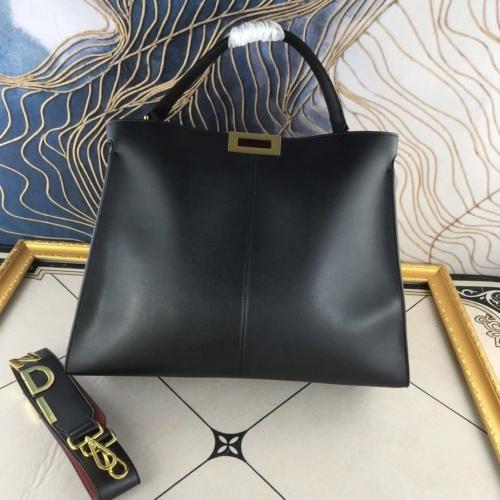 Fendi AAA Quality Handbags For Women #836211 $100.00, Wholesale Replica Fendi AAA Quality Handbags