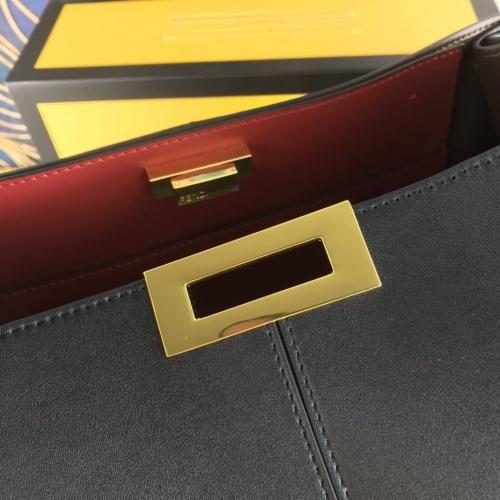Replica Fendi AAA Quality Handbags For Women #836211 $100.00 USD for Wholesale