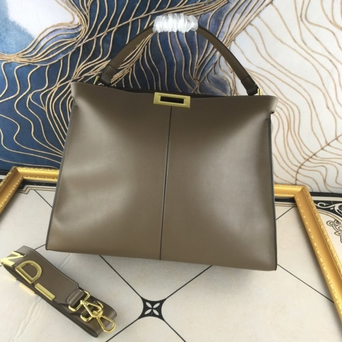Fendi AAA Quality Handbags For Women #836212 $100.00, Wholesale Replica Fendi AAA Quality Handbags