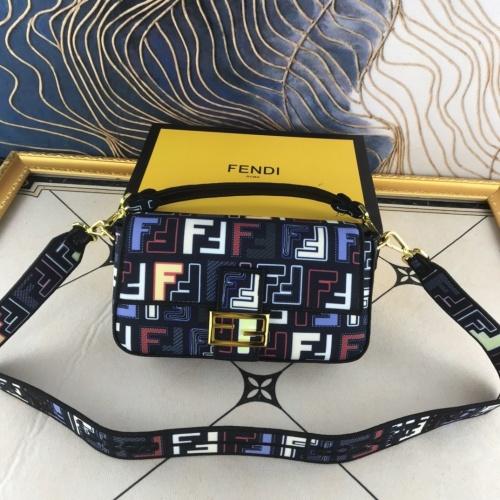 Fendi AAA Messenger Bags For Women #836213