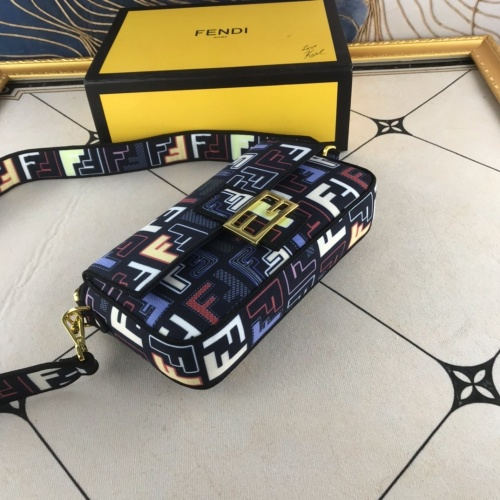 Replica Fendi AAA Messenger Bags For Women #836213 $92.00 USD for Wholesale