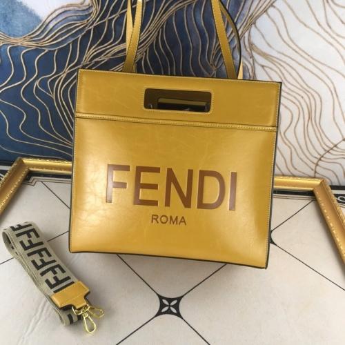 Fendi AAA Quality Handbags For Women #836214 $92.00, Wholesale Replica Fendi AAA Quality Handbags