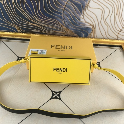 Fendi AAA Messenger Bags For Women #836217 $96.00, Wholesale Replica Fendi AAA Messenger Bags