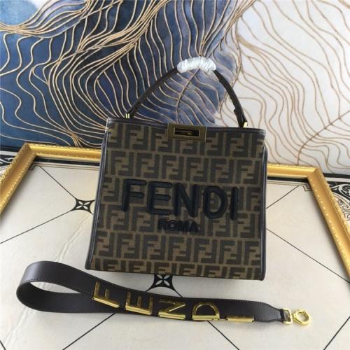 Fendi AAA Quality Handbags For Women #836218