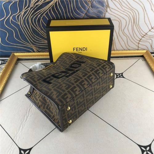 Replica Fendi AAA Quality Handbags For Women #836218 $98.00 USD for Wholesale