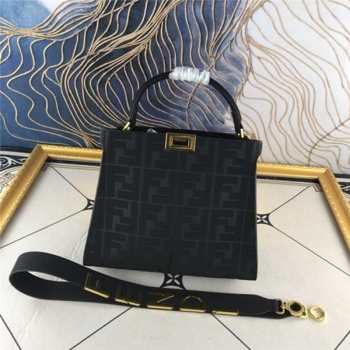 Fendi AAA Quality Handbags For Women #836221 $105.00, Wholesale Replica Fendi AAA Quality Handbags