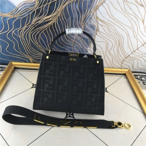 Replica Fendi AAA Quality Handbags For Women #836221 $105.00 USD for Wholesale