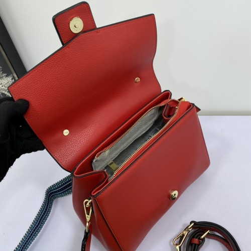 Replica Yves Saint Laurent YSL AAA Messenger Bags For Women #836222 $92.00 USD for Wholesale