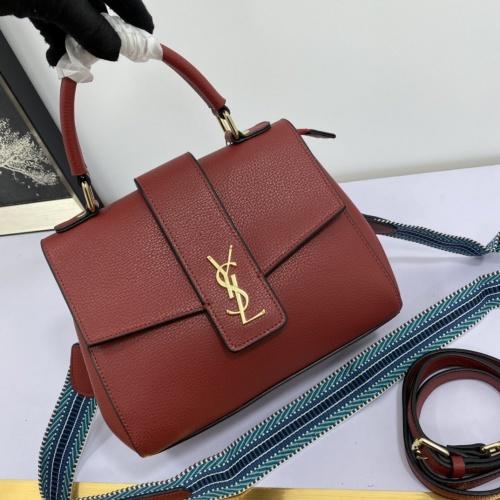 Yves Saint Laurent YSL AAA Messenger Bags For Women #836227 $92.00, Wholesale Replica Yves Saint Laurent YSL AAA Messenger Bags