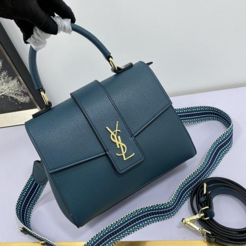 Yves Saint Laurent YSL AAA Messenger Bags For Women #836228 $92.00, Wholesale Replica Yves Saint Laurent YSL AAA Messenger Bags