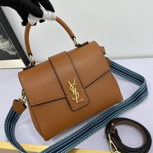 Yves Saint Laurent YSL AAA Messenger Bags For Women #836229 $92.00, Wholesale Replica Yves Saint Laurent YSL AAA Messenger Bags